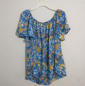 NWoT Off Shoulder Floral Top